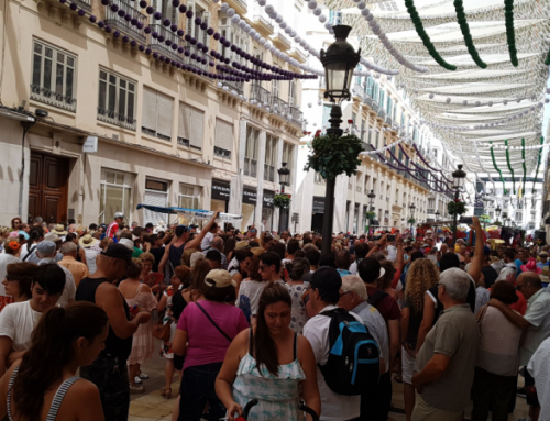 De safari: de James Rhodes a la Feria de Málaga