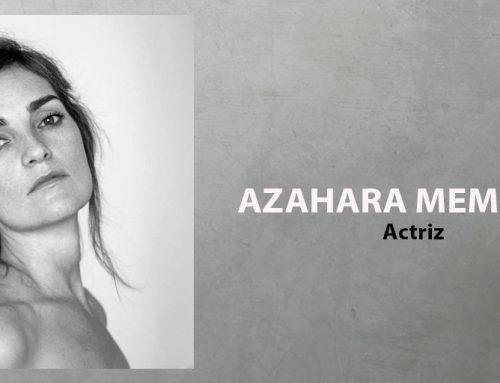 Elenco // Azahara Memberg, actriz