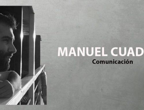 Equipo // Manu Cuadros, comunicación