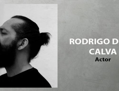 Elenco // Rodrigo de la Calva, actor